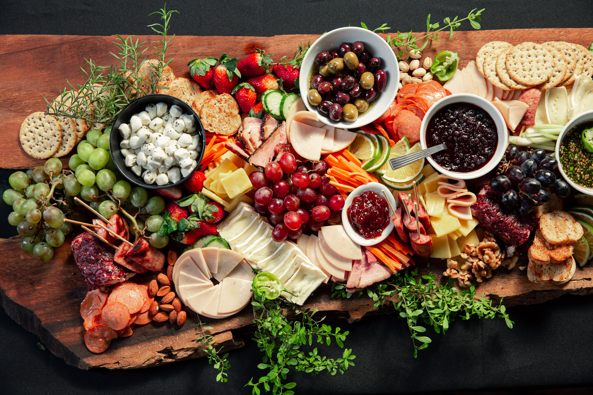Charcuterie Board with Chef Samantha George